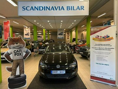 begagnad VW Polo 1.4 Välvårdad 7200 Mil 5-D 86HK