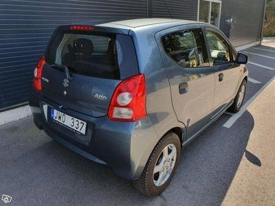 begagnad Suzuki Alto Automat Ny Besiktad -09