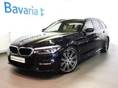 begagnad BMW 540 i xDrive Touring Innovation M-sport Travel Winter