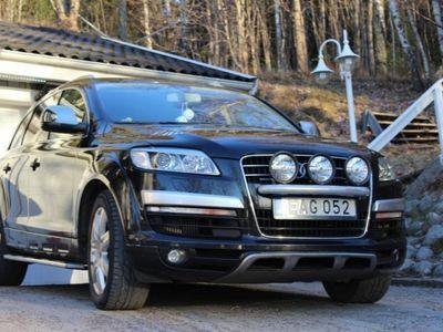 gebraucht Audi Q7 4,2 TDI Off road paketet -09
