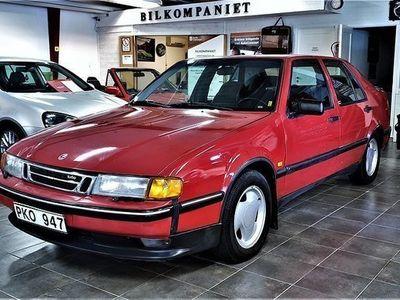 begagnad Saab 9000 CS 2.3 Turbo 200hk,Drag,NYbes