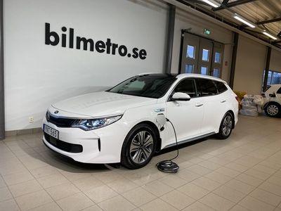begagnad Kia Optima Sport Wagon SW Plug-In PlusPaket 2 Nyservad