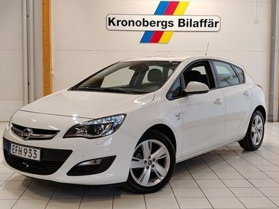 begagnad Opel Astra Sport Premium 1.4T 140 Hk