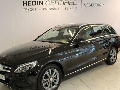 begagnad Mercedes C220 220CDI 170HK AUTOMAT 4MATIC COMBI