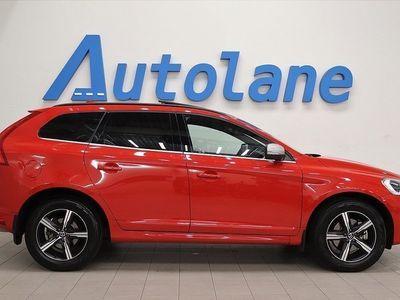 begagnad Volvo XC60 D4 AWD,R-Design,Panorama,TEKNIKPAKET PRO,AUT