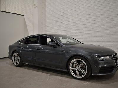 begagnad Audi A7 Sportback 3.0 TFSI quattro (310hk) S-Line
