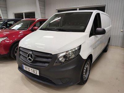 begagnad Mercedes Vito 109 Cdi Lång Skåp