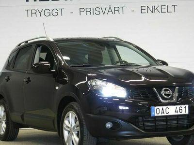 begagnad Nissan Qashqai 2.0 dCi 4x4 TEKNA / / DRAG / / M - VÄRMARE