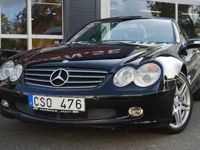 begagnad Mercedes SL350 7G-Tronic 272hk