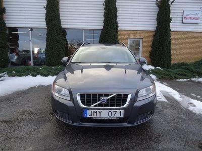 begagnad Volvo V70 2.5 Turbo / 200hk /Automat -09