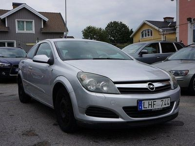 begagnad Opel Astra GTC 1.6 Twinport 105hk Drag -06