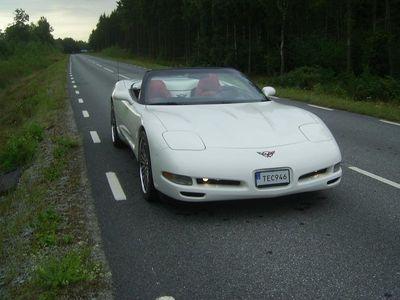 begagnad Chevrolet Corvette Cabriolet 5.7 V8