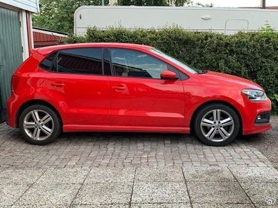 brugt VW Polo 1.2 tsi R-line -14