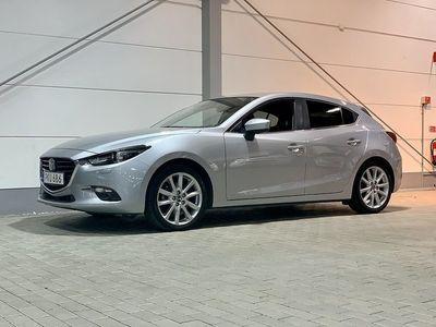 begagnad Mazda 3 2,0 165 Hk Optimum