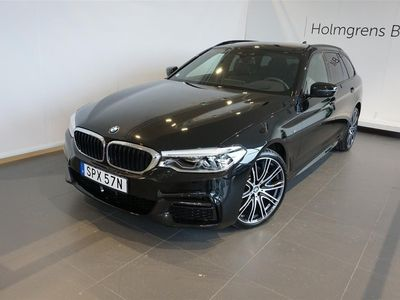 begagnad BMW 530 D xDrive Touring Innovation Ed Night Vision 22''