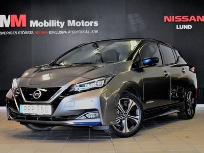begagnad Nissan Leaf Tekna 40 kWh | Demo Pack