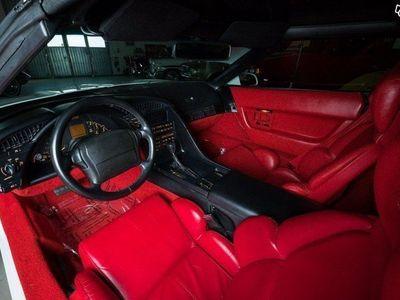 gebraucht Chevrolet Corvette Coupe. bara 5500 mil -93