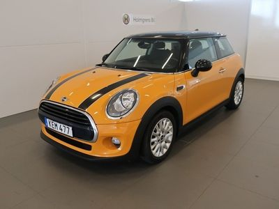 used Mini Cooper Hatch 3d