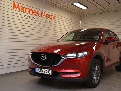 begagnad Mazda CX-5 Optimum, *Bränslevärmare*, AWD, Auto, 160hk