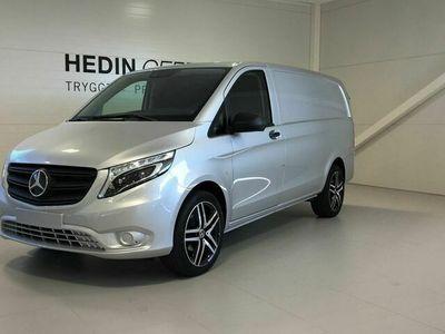 begagnad Mercedes Vito - Benz116 9 - Tronic / Leasing 36 mån 3380 kr / månaden