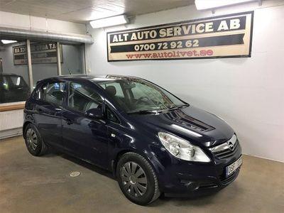 begagnad Opel Corsa 1.3 CDTI låg skatt -08