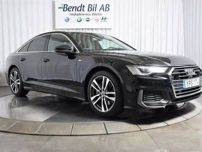 begagnad Audi A6 50 TDI quattro//Mycket utrustning 286hk