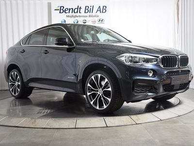 begagnad BMW X6 30d xDrive / Innovation Edition