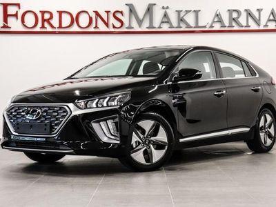 begagnad Hyundai Ioniq HYBRID 1.6 DCT 141HK PREMIUM PLUS
