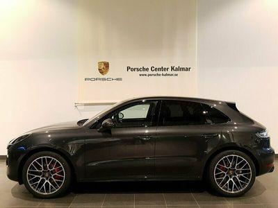 begagnad Porsche Macan GTS Euro 6 380hk Se Spec För Omgående Leverans