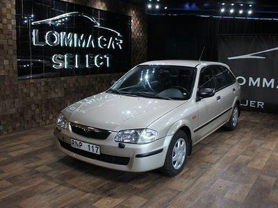 begagnad Mazda 323F 1.9 2 ÄG LÅGMIL 2000, Halvkombi 16 900 kr