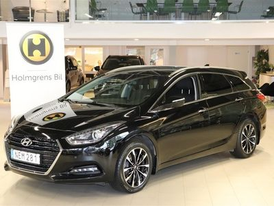 "begagnad Hyundai i40 Ki 1.7 CRDi M6 ComfortPlus 17"" ISG"