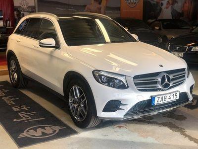 begagnad Mercedes 250 GLC Benz| AMG | SKATT | 4MATIC | 2018, SUV 409 900 kr