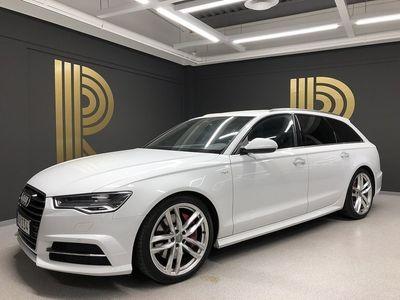 gebraucht Audi A6 AVANT 3.0 TDI Competition (326hk) Navi / Drag