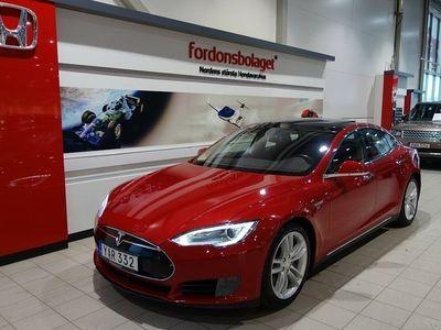 brugt Tesla Model S 85D AWD Svenskåld