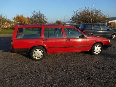 used Volvo 945 2,3 Turbo 165 Hk Aut -97