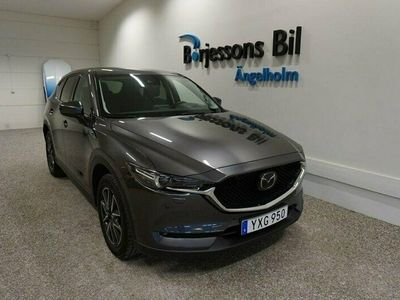 begagnad Mazda CX-5 2,5 194 AWD OPTIMUM AUT