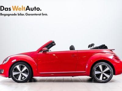 begagnad VW Beetle TSI 160 DSG/AUT
