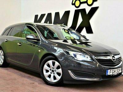 begagnad Opel Insignia 2,0 CDTI   Navi   Drag   Värmare   S&V hjul  