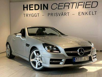 begagnad Mercedes SLK200 - BenzAMG - Line / / AIRSCARF / / VINDAVVISARE / /