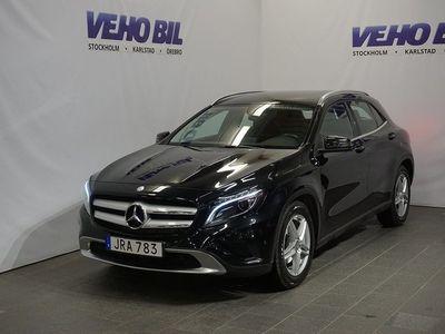 begagnad Mercedes GLA200 4MATIC Aut Värmare Backkamera Drag