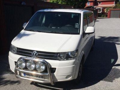 begagnad VW Caravelle långa modellen