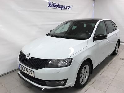 begagnad Skoda Rapid Spaceback Spaceb 1.2 TSI MC