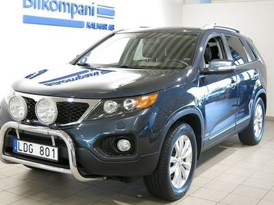 begagnad Kia Sorento 2,2 CRDI EX Automat AWD 2011, SUV 127 500 kr