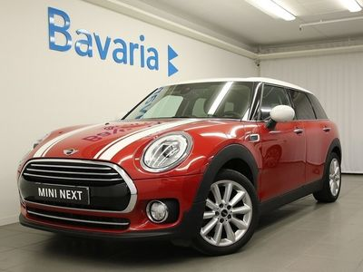 begagnad Mini Cooper Clubman Chili