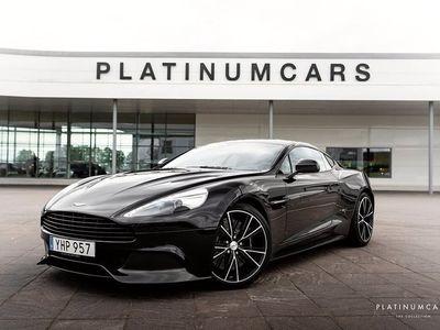 begagnad Aston Martin Vanquish BLACK EDT/CARBON PACK