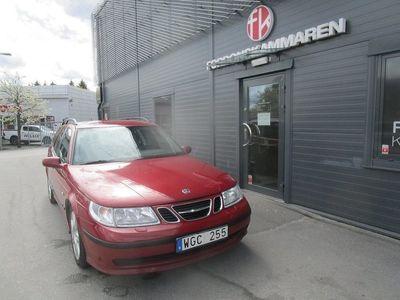 begagnad Saab 9-5 2.3T SportCombi (220hk)