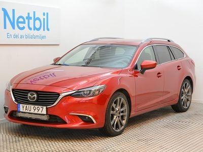 begagnad Mazda 6 Wagon 2.2 AWD Optimum Drag / Aut