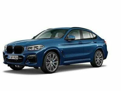 """begagnad BMW X4 M40i Innovation Edition DA 21"""" Drag 2021, SUV Pris 839 000 kr"""