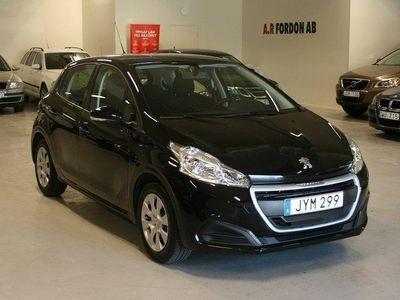 begagnad Peugeot 208 5-dörrar 1.0 VTi Euro 6 68hk