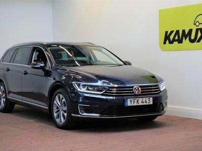 begagnad VW Passat GTE Executive Active info Drag (218hk)